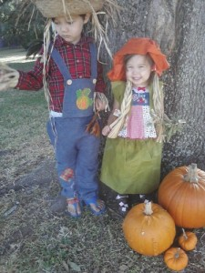 My Little Scarecrows