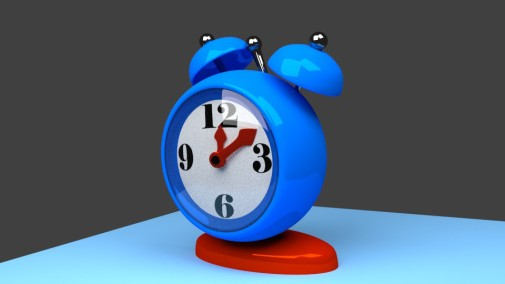 Set your clock forward one hour